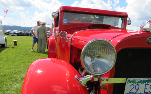 31st Annual Interior Swap Meet by the Vintage Car Club of Canada